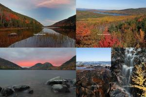 Photography Location Guide to Maine Acadia National Park on Mount Desert Island