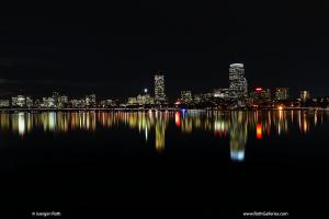 The Making of Boston Dark as Night