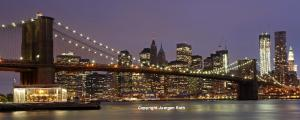 New York City Skyline Photography