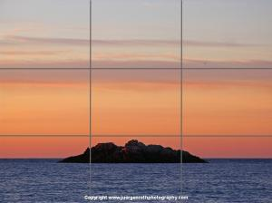Rule of Thirds in Nature Photography