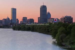 Boston Sunrise Photography