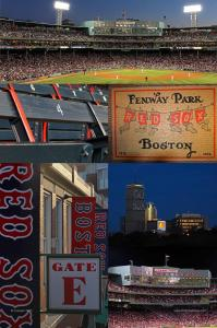 Virtual Tour through Boston Fenway Park