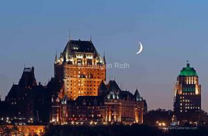Photo Of The Week Dicounted - Chateau Frontenac In Quebec City