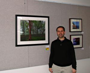 Solo Exhibit - New England Landscape Photographs